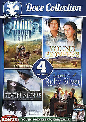 4-Movie Dove Collection V.1 with Bonus Film Young Pioneers' Christmas - DVD