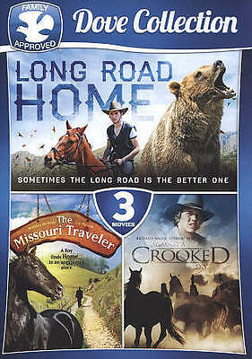 3-Movie Family Dove Collection: Volume 2 - DVD