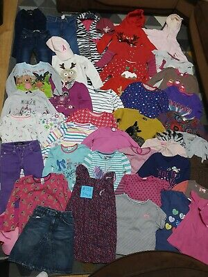 Huge Bundle Of Girls Clothes 3-4years #121 NEXT GEORGE MONSOON BLUEZOO MINICLUB