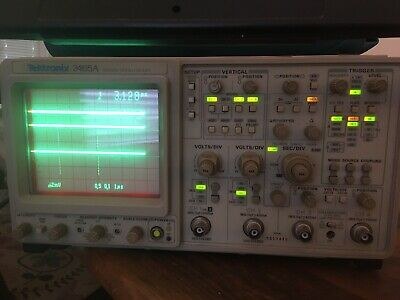 Tektronix 2465A Analog Oscilloscope