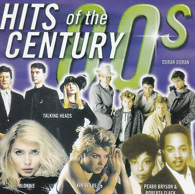Various Artists - Hits of the Century (the 1980's) CD