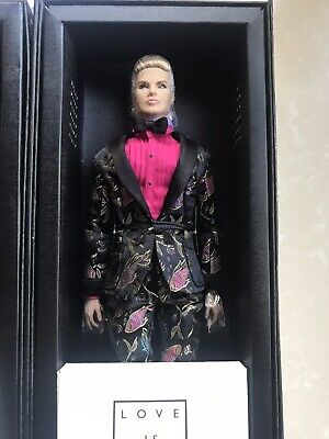 Fashion Royalty Love is Love Cabot Clark Dressed doll only