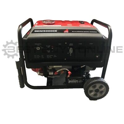 Generator Petrol Electric Start 7.5 HP 3.2 kW 3200W Portable Power Backup