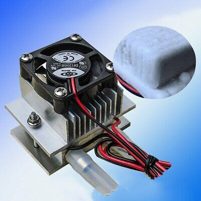 70W DIY Cool Kits Thermoelectric Peltier Water Cooling Fan + TEC1-12706 Cooler B