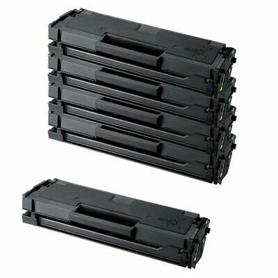 5 Toner Brother TN 1050 Compatibile Brother DCP-1510 1512 HL HL1110 1610W 1612W