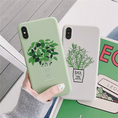 Soft TPU Silicone Back Case for iPhone 6 S 7 8 Plus X XR XS Max ShockProof Cover