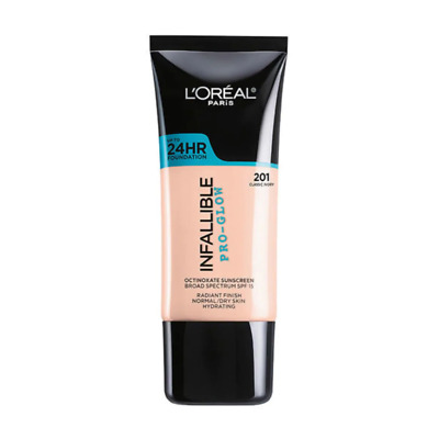 L'Oreal Infallible Pro-Glow ProGlow Foundation 30mL - Choose Your Shade