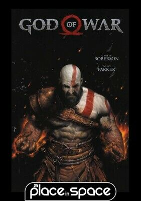 God Of War - Softcover