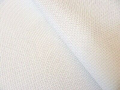 Antique White 14 Count Zweigart Aida cross stitch fabric - various size options