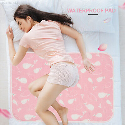 CA96 High Absorbent 50*70cm Safe Changing Sheets Mat Baby Waterproof Urine
