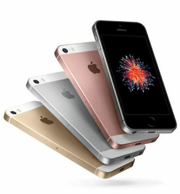 Apple iPhone SE 16GB 32GB - 4G LTE - Factory Unlocked T-Mobile AT&T Sprint