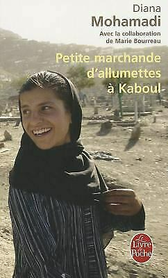 Petite Marchande d'Allumettes a Kaboul by Diana Mohamadi