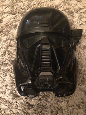 Disney Star Wars: Rogue One - Imperial Death Trooper Voice Changing Mask Helmet