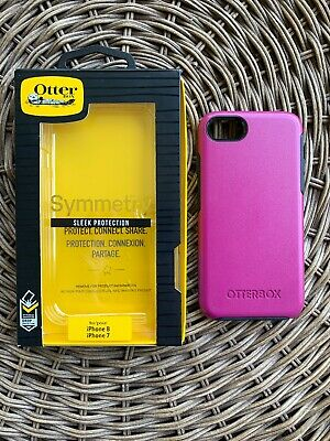 New oem OtterBox Symmetry Series Case For iPhone 7 & Iphone 8 4.7 Retail Package