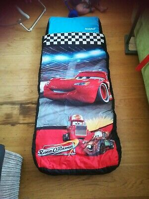 Disney Cars Ready Bed with pump & storage bag