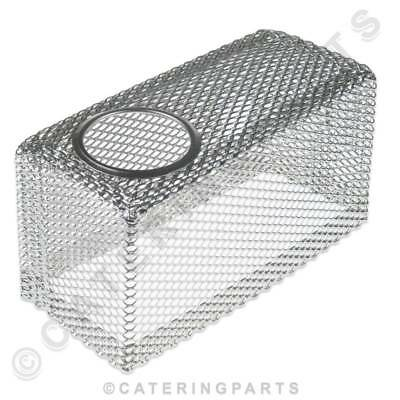 Metal Mesh Water Filter For Drain Pump Dishwasher Glasswasher Electrolux 0U1018