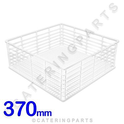 UNIVERBAR 4171 PLASTIC COATED WIRE OPEN GLASS RACK 370x370x140mm GLASSWASHER