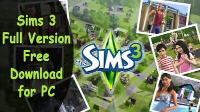 The Sims 3 For Pc All Expansions Full Collections + Keys & Fast Delivery ✅🎮