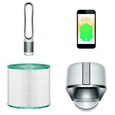 Dyson TP02 Pure Cool Link Air Purifier with Wi-Fi - White/Silver