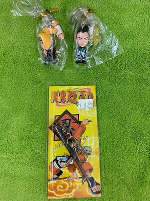 Lot of 3 Naruto Key Chains - BRAND NEW!!!!