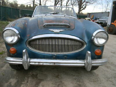 1965 AUSTIN HEALEY 3000 MK3 BJ8 TO RESTORE Free Shipping