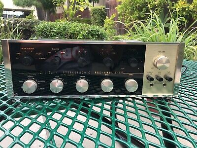 Mcintosh C20 Tube Preamp Great Condition