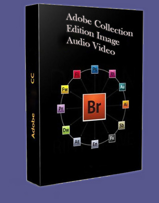 Adobe Master Collection Edition Image-Audio-Video  CC 2019 64Bits Full Version