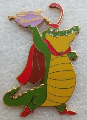 Fantasy Disney Pin Sale. Captain Crocodile - Robin Hood