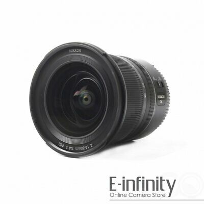 NEW Nikon NIKKOR Z 14-30mm f/4 S Lens