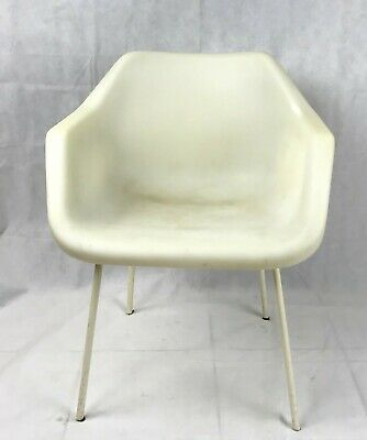 Vintage 60'S Armchair Hille Robin Day Design Made in Britain L in Polypropylene