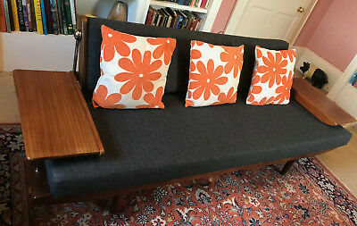 Vintage Retro 1960's Toothill Daybed