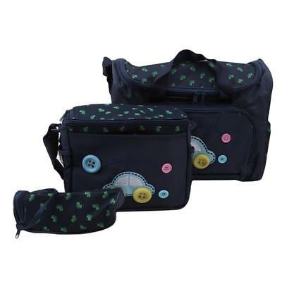 Multifunctional Baby Diaper Nappy Backpack Waterproof Mummy Changing Bag JJ