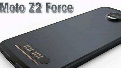 Brand New in Sealed Box Motorola Moto Z2 Force XT1789-1 64G VERIZON SMARTPHONE