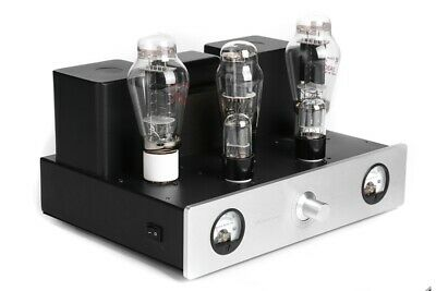 300B VACUUM TUBE Power Amplifier Stereo Class A Single-Ended