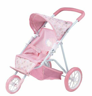 Baby Annabell Doll Pink Tri Pushchair - Brand new in box