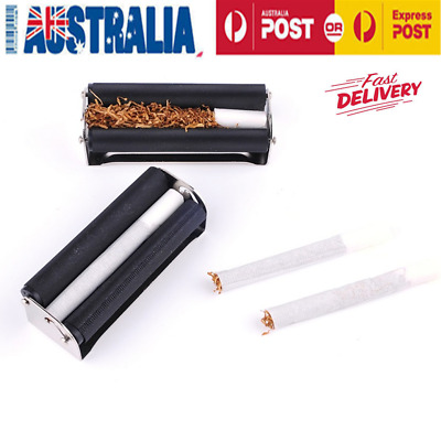 70MM Easy Use Manual Cigarette Rolling Machine Tobacco Injector Maker Roller xa