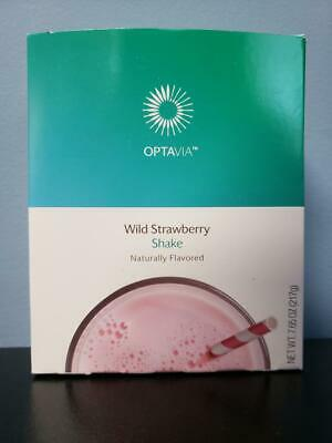Medifast Optavia Wild Strawberry Shake - 7 Servings - New! Exp 4/29/2020!