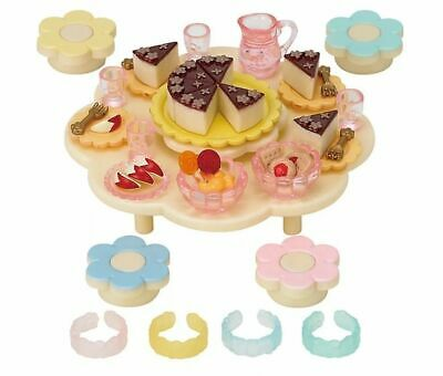 Sylvanian, Families Nursery Party Set