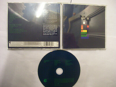 COLDPLAY X&Y – 2005 THAILAND CD Copy Controlled – Pop Rock – V RARE!