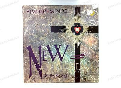 Simple Minds - New Gold Dream (81-82-83-84) Finland LP 1982 .