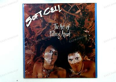 Soft Cell - The Art Of Falling Apart GER LP 1983 + Innerbag '