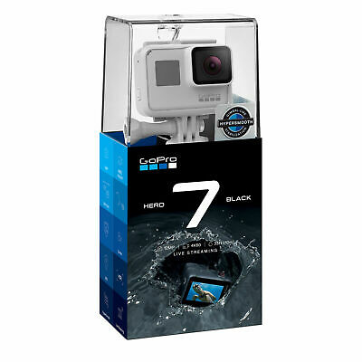 GoPro HERO7 Black Limited Edition Dusk White Actionkamera 4K 12MP CHDHX-702