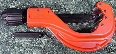 Quick Adjustment TUBING and PIPE CUTTER up to 2-5/8 new Professional Quality