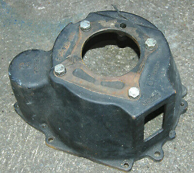 FORD TYPE 9 Gearbox and pinto bellhousing - no reserve