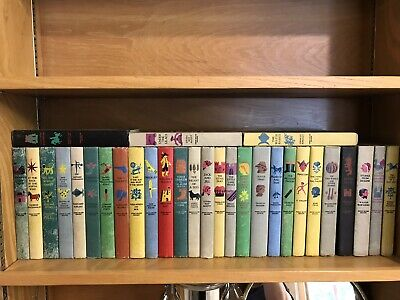 30 Vintage Junior Deluxe Editions Childrens Books Classic Fiction For Kids