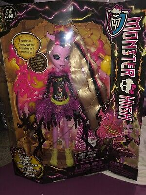 Monster High - Freaky Fushion Bonita Femur New In Box.