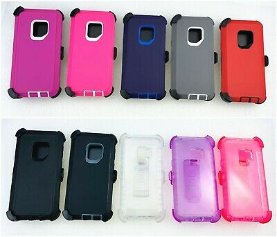 For Galaxy S9/ S9+ Original Heavy Duty Case Cover (Clip fit Otterbox Defender)