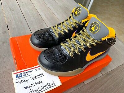 new concept 38548 44bf3 Rare Nike Inflict Wrestling Shoes size 8.5, sole swapped colorway.  77.00  Buy It Now 13d 6h. See Details. 2009 Nike Kobe 4 IV