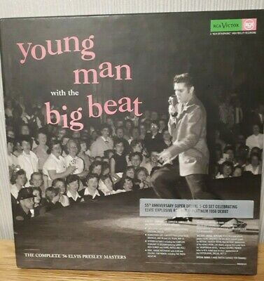 Elvis Presley - Young Man With The Big Beat - 55th Anniversary Super Deluxe Set