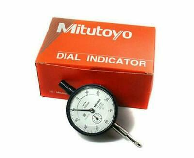 Made in Japan Mitutoyo 2046S Dial Indicator 0-10mm X 0.01mm Grad Brand NEW